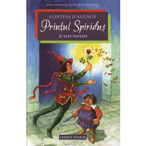 Printul Spiridus si alte povesti imagine