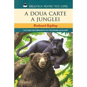 A doua carte a junglei imagine