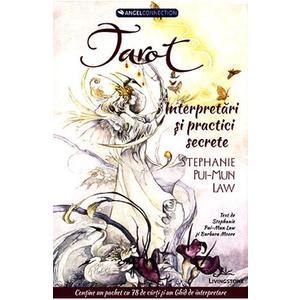 Tarot: interpretari si practici secrete imagine