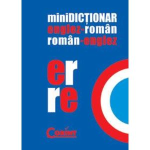Minidictionar englez-roman, roman-englez imagine