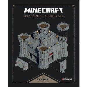 Minecraft - Cladiri in detaliu: Fortarete medievale imagine