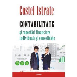 Contabilitate si raportari financiare individuale si consolidate imagine