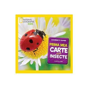 Prima mea carte despre insecte imagine