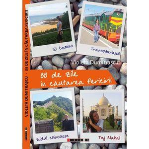88 de zile în căutarea fericirii - El Camino – Transsiberianul – Zidul chinezesc – Taj Mahal imagine