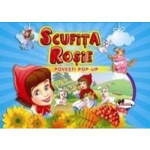 Scufita Rosie. Pop-up imagine