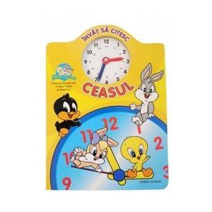 Invat sa citesc ceasul. Baby Looney Tunes imagine
