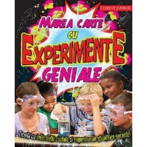 Marea carte cu experimente geniale imagine