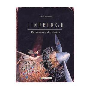 Lindbergh. Povestea unui soricel zburator imagine