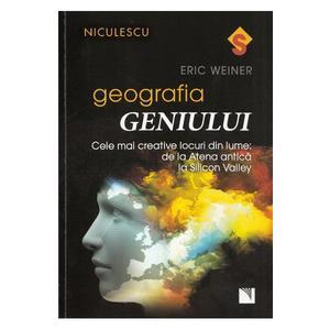 Geografia geniului. Cele mai creative locuri din lume: de la Atena antica la Silicon Valley imagine