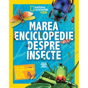 Marea Enciclopedie despre insecte imagine
