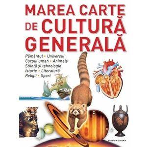 Marea carte de cultura generala   imagine