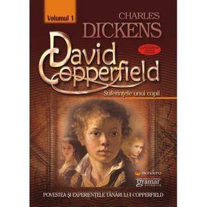 David Copperfield vol. 1 - Suferintele unui copil imagine