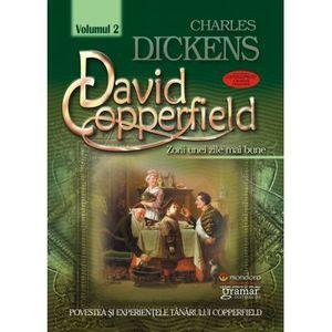 David Copperfield vol. 2 - Zorii unei zile mai bune imagine