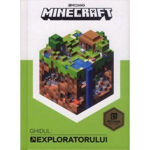 Minecraft - Ghidul exploratorului imagine