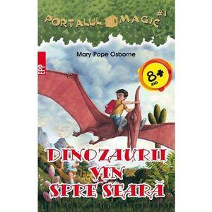 Portalul magic 1: Dinozaurii vin spre seara imagine