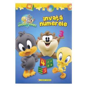 Baby Looney Tunes - Invata numerele imagine