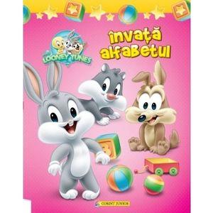 Invata alfabetul. Baby Looney Tunes imagine