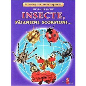 Insecte, Paianjeni, Scorpioni... - Cartonase imagine