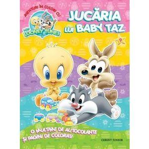 Aventuri în culori cu Baby Looney Tunes. Jucaria lui Baby Taz imagine