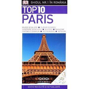 Top 10 - Paris imagine