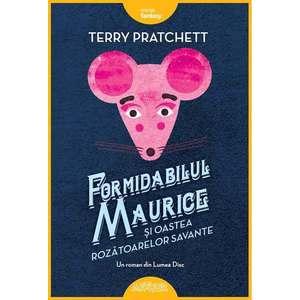 Formidabilul Maurice si oastea rozatoarelor savante imagine