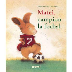 Matei, campion la fotbal imagine