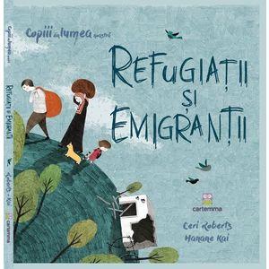 Refugiatii si emigrantii imagine