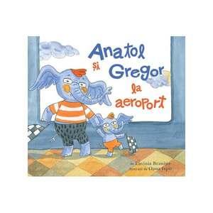 Anatol si Gregor la aeroport imagine