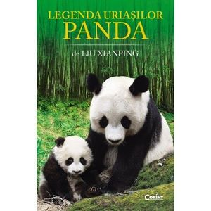 Legenda uriasilor panda imagine