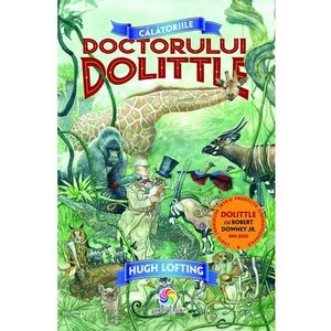 Doctor Dolittle imagine