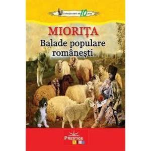 Balade populare romanesti - Miorita imagine