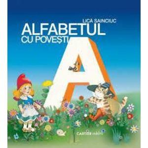 Alfabetul cu povesti imagine