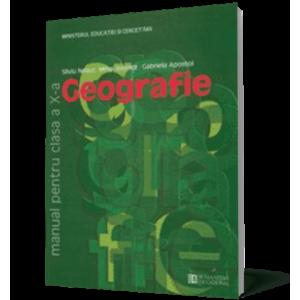 Geografie. Manual pentru clasa a X-a (ed. 2011) imagine