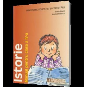 Istorie. Manual pentru clasa a IV-a (ed. 2011) imagine