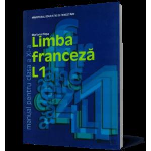 Limba franceză L1. Manual pentru clasa a XI-a (ed. 2011) imagine