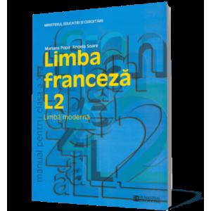 Limba franceză L2. Manual pentru clasa a X -a (ed. 2011) imagine