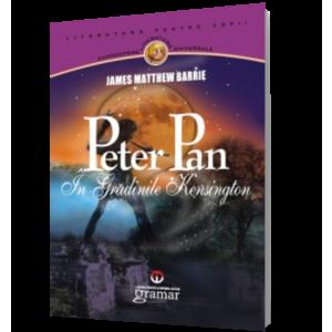 Peter Pan in Gradinile Kensington imagine