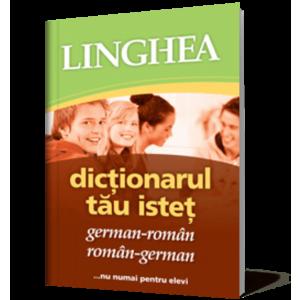 Dicţionarul tău isteţ German-Român Roman-German imagine