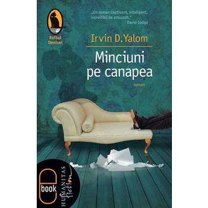 Minciuni pe canapea (ebook) imagine