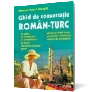 Ghid de conversaţie român-turc imagine