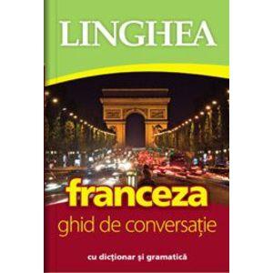 Ghid de conversaţie român-francez cu dicţionar şi gramatică imagine