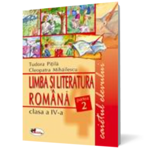 Limba Română, clasa a IV-a. Caietul elevului. Partea a II-a imagine