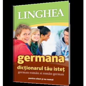 Dictionarul tau istet german-roman si roman-german imagine