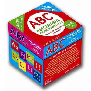 ABC. Abecedarul celor foarte mici imagine