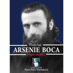 Viata lui Arsenie Boca imagine