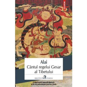 Cantul regelui Gesar al Tibetului imagine