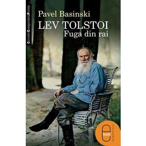 Lev Tolstoi. Fuga din rai (epub) imagine