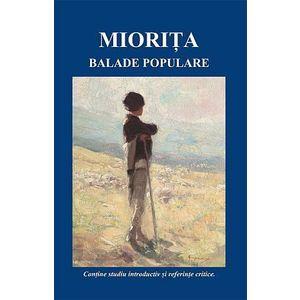 Miorita. Balade populare imagine
