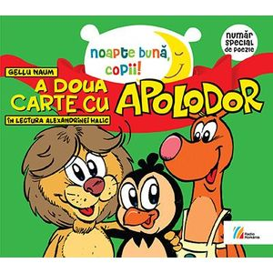 A doua carte cu Apolodor imagine