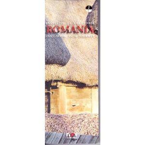 Mini album Romania. Invitatie la calatorie romana - engleza imagine
